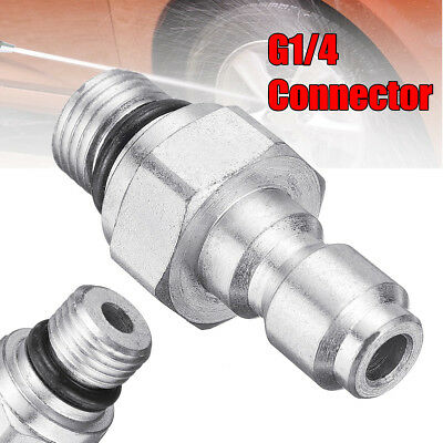Brass Pressure Washer Quick Connect op-340-(G1/4) Adapter Connector Coupling