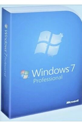 Windows 7 Pro Key |64/32 Bit|Professional Lifetime Genuine Key| Download Link