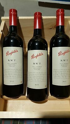 Penfolds RWT 2011 Shiraz