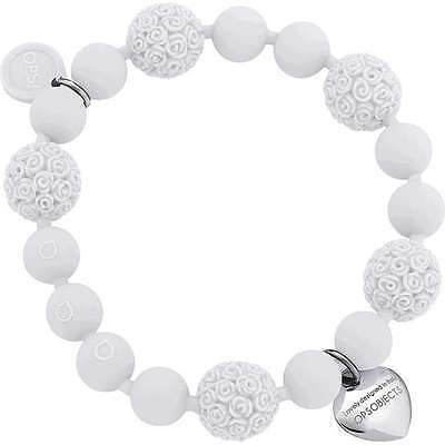 bracciale donna gioielli Ops Objects Boule De Rose trendy cod. OPSBR-241