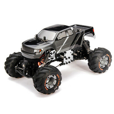 HBX 2098B 1:24 4 Wheel Drive Remote Control Car 2.4G Metal Structure RC 4WD