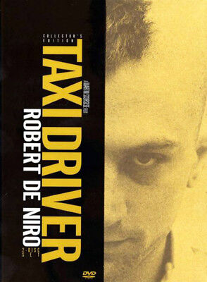 Taxi Driver (2 Disc, Collectors Edition) DVD NEW