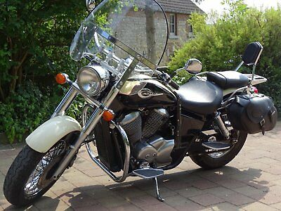 Moto Honda Shadow 750Cc En Excellent Etat