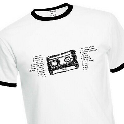 Mixtape T-Shirt of her 24 Greatest Hits: Love Story, You Belong With Me