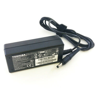1pc Genuine TOSHIBA 19V 2.37A 45W 4.0x1.7mm Tip AC/DC Power Charger Adapter