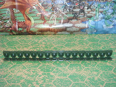 Heroscape Green Order Markers Set of 16 - Swarm of the Marro Master Set