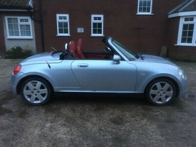 Daihatsu Copen 660cc 2004 NOW FINAL PRICE REDUCTION SENSIBLE OFFER ACCEPTED
