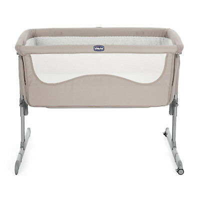 Chicco Next2Me Bedside Crib Chick To Chick 379339.22 RRP $449