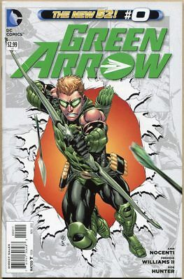 Green Arrow #0 - VF+ - New 52