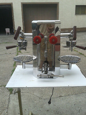 Nordexpress Perkolator  art deco 40s jahre faema   Machine is Restored
