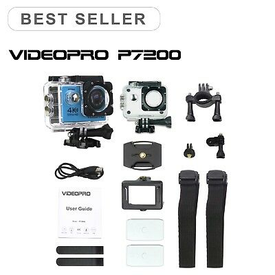 4K-30fps-WIFI-Underwater-Action-Camera-16MP-2 inch-LCD-Blue-as-GoPr