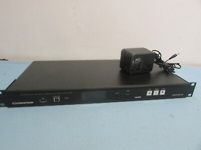 Crestron Capture-HD Advanced Media Processing Engine (B4A) Pre-Owned.