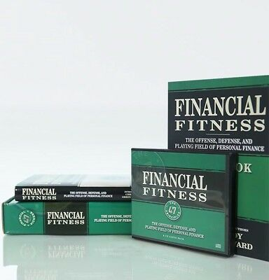 Financial Fitness Pack - The 47 Principles; Book, Work Book, 8 Audios, Sticker