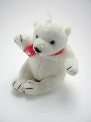 "Coca Cola Polar Bear Ornament 4"" Collectible Beverly Hills Gift Company"