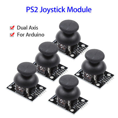 5x Joystick Breakout Board Module KY-023 Components For Arduino PS2 Raspberry Pi