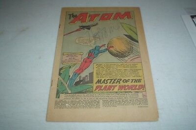 ATOM #1  Coverless Complete 1st Issue