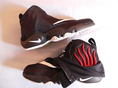 a0cf0bef3b59e Nike Air Zoom Flight The Glove 98 Gary Payton GP size 11 VNDS OG colorway  black