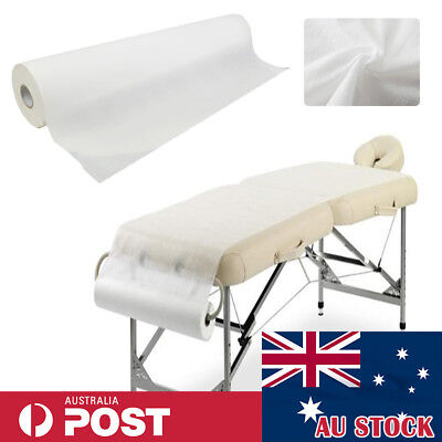 Disposable Bed Sheet Roll Salon Bed Cover Massage Table Pads Cover Non Woven