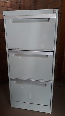 CHEAP Metal 3 Drawer Filing Cabinet