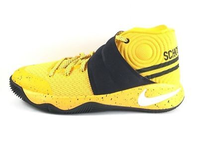 release date 9c1cd a683a NIKE KYRIE 2 School Bus Size 6.5Y Big Kids Yellow Black ...