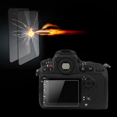 Tempered Glass Film LCD Screen Protector Guard for Nikon D7100/D600/D610 LY