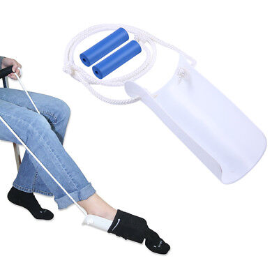Elderly Men Sock Dressing Assisting Device Sock Dressing Aid for Disabled People