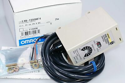 OMRON  E4B-TS50RF4  Ultraschall- / Ultrasonic switch  OVP, NEU