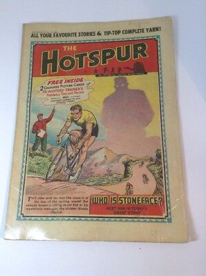 The HOTSPUR Comic No 1176 May 24rd 1959 UK Paper Comic