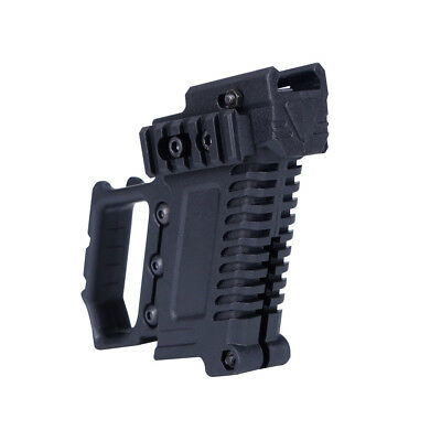 Tactical Pistol Carbine Kit Glock Mount For CS G17 18 19 Gun Accessories Load-on