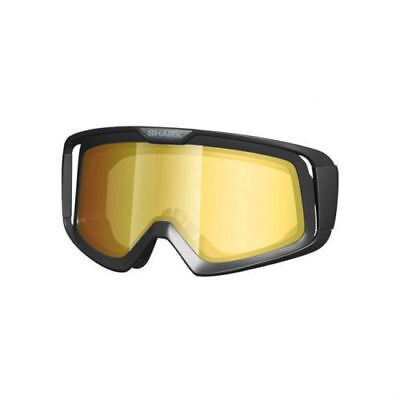 Shark Replacement Goggles Lens - Gold/orange Mirrored - Double Lens (Ac3502P)