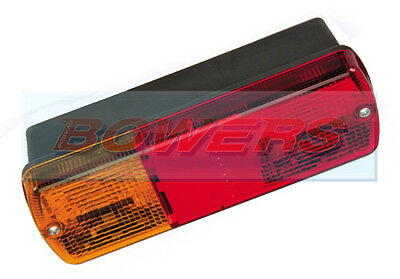 Universal Tractor / Trailer Rear Combination Stop / Tail / Indicator Lamp Light