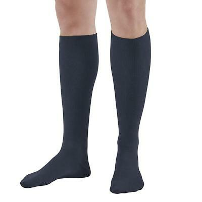 Ames Walker Men's AW Style 624 Premium Rayon Compression Knee High Socks -