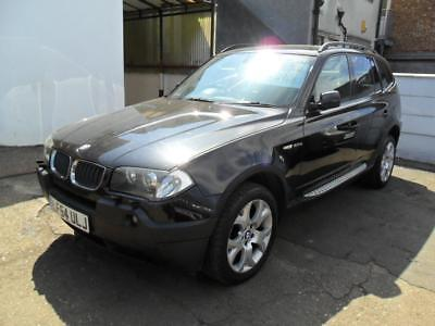 BMW X3 2.0D 2004 Sport Complete With M.o.t Hpi Clear Inc Warranty ...