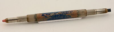 Vintage Schwan Bleistift Fabrik Fettstift 3,8 mm pencil wax crayon swano
