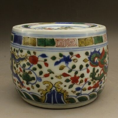 Collect China's old and exquisite hand-painted tea pot China.