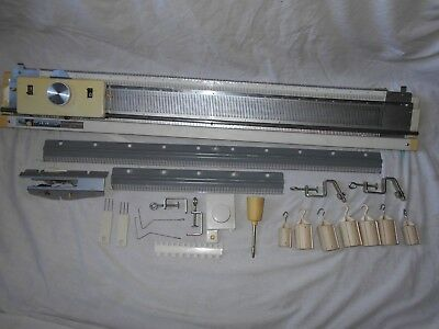 Empisal Knitmaster  SRP-50 Knitting Machine Ribber - Boxed - Empisal