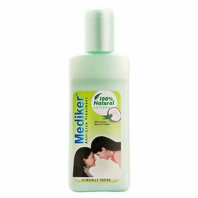 Mediker Anti Lice Shampoo With Coconut Oil & Neem 100% Natural Clinically Tested