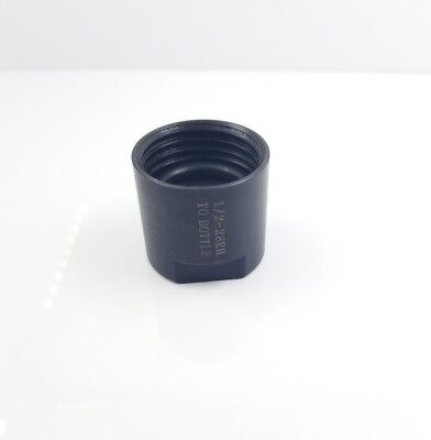 1/2×28 Plastic Bottle Adapter solvent