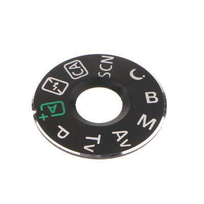 Dial Mode Plate Interface Cap Replacement Part for Canon EOS 70D DSLR Camera