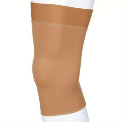 Medi Seamless Knit Knee Support with Silicone Top Band