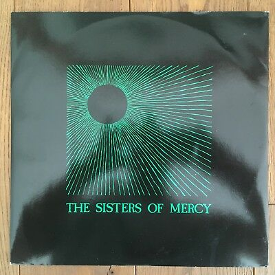 The Sisters Of Mercy – Temple Of Love - Merciful Release – MRX027 - NM/VG+