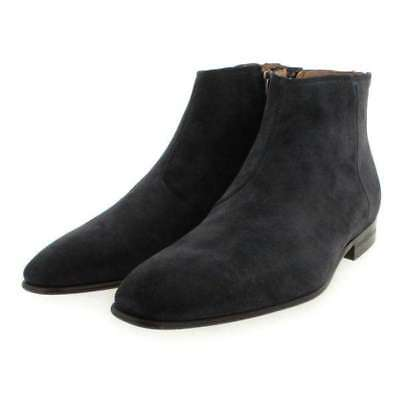 bef66f183e6 NW PAUL SMITH suede leather Inkie S256 SSU ankle Boot Black Suede ...