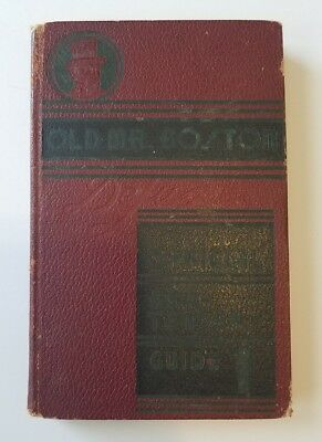 1935 Old Mr. Boston Official Bartender's Guide 1St Ed 2Nd Print
