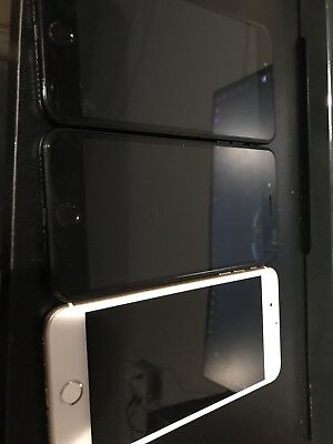 Lot Of Three DISPLAY iPhones **NON-FUNTIONAL DISPLAY**