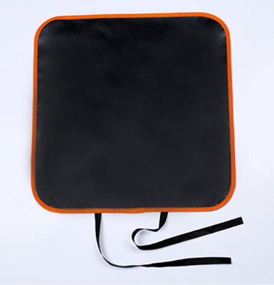 Automotive Safety Seat Cushion Pad Car Chair Protection Black Pad Mat
