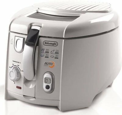 DeLonghi Fritteuse F 28533 weiß (Friteuse)