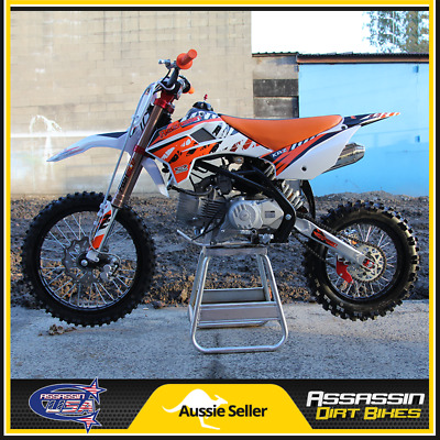 Assassin A190R ZS190 Race Spec 14R 17F Dirt Bike Fastace DNM Zongshen