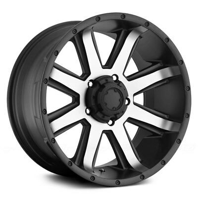 For Nissan Frontier 05 18 Ultra 195 Crusher Wheels 16x8 15 6x114