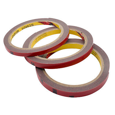 New Vehicle 3M Strong Permanent Double Sided Super Sticky Versatile Roll Tape