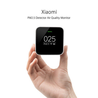 Original Xiaomi Smart Air Quality Monitor PM2.5 Detector for Home